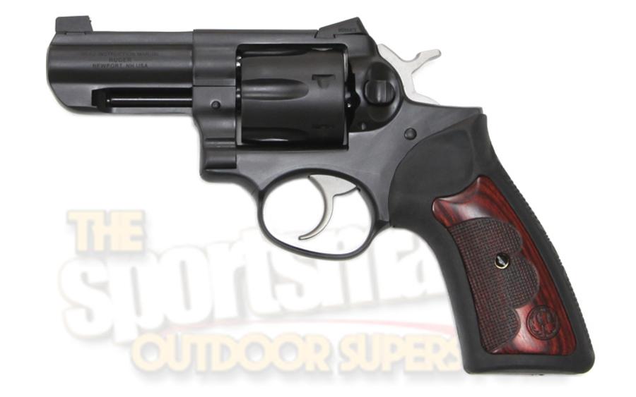 GP100 357 Magnum Wiley Clapp Hawkeye Revolver