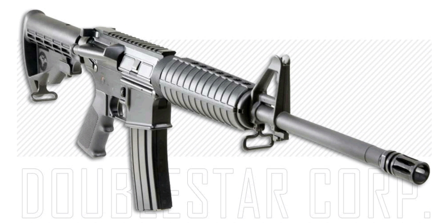 STAR-15 5.56 STARCAR CARBINE