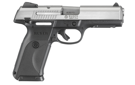 RUGER SR45 45 AUTO CENTERFIRE PISTOL STAINLESS