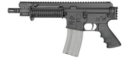 ROCK RIVER ARMS LAR-PDS 5.56 PISTOL W/ RIBBED HANDGUARD