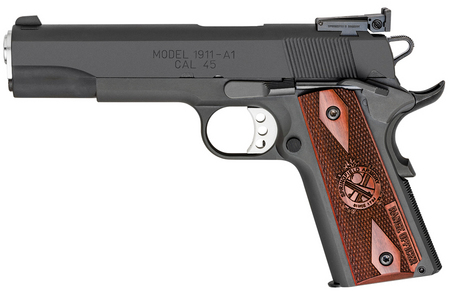 SPRINGFIELD 1911-A1 RANGE OFFICER 45ACP PARKERIZED