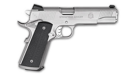 SPRINGFIELD 1911-A1 TRP 45ACP STAINLESS STEEL