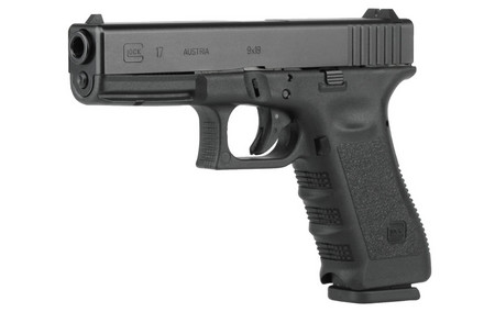 GLOCK 17 9MM 17RD FIXED SIGHTS (GEN3)