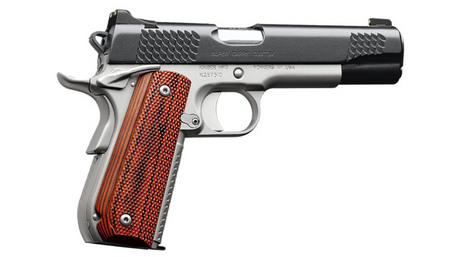 KIMBER 1911 SUPER CARRY CUSTOM 45ACP