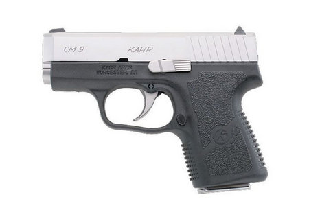 KAHR ARMS CM9 9MM STAINLESS 6+1
