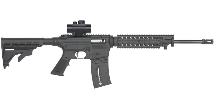 CBC 715T TACTICAL 22LR FLAT TOP RED DOT