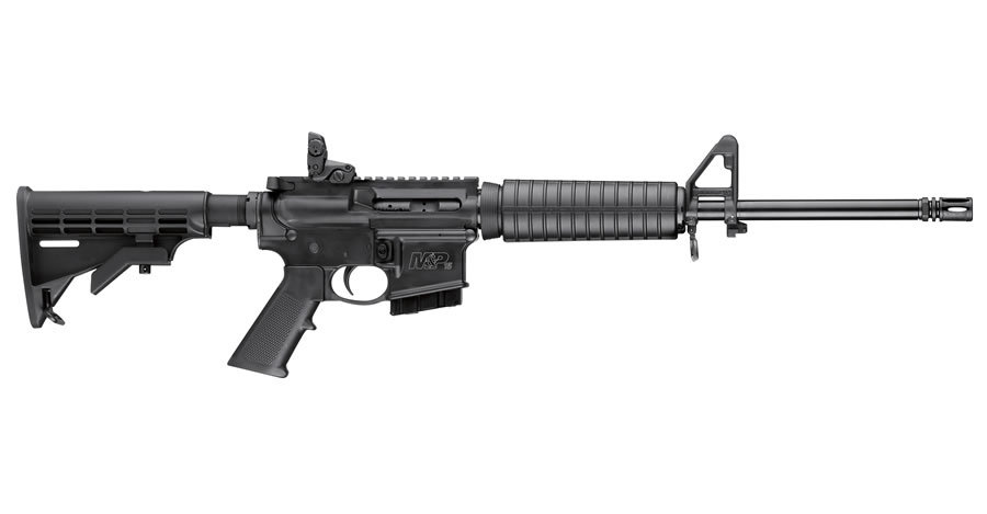 SMITH AND WESSON MP-15 SPORT 5.56 CALIFORNIA COMPLIANT
