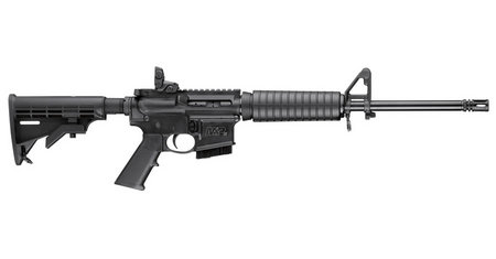 SMITH AND WESSON MP-15 Sport 5.56mm Semi-Auto Rifle (California Compliant)