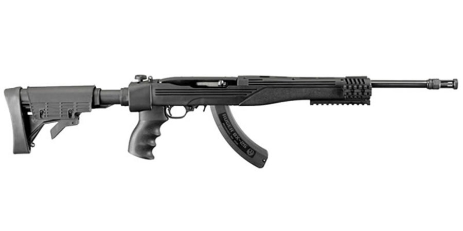RUGER 10/22 I-TAC 22LR TACTICAL TALO BLACK