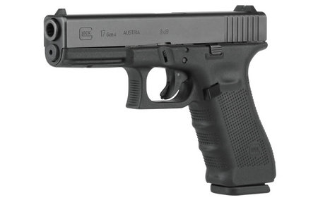 GLOCK 17 9MM 17RD FIXED SIGHTS (GEN4)