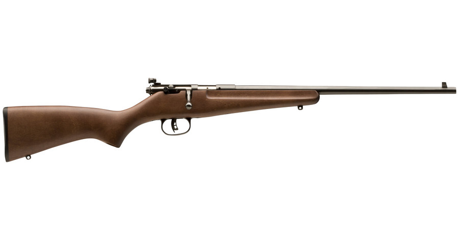 RASCAL YOUTH 22 LR RIFLE HARDWOOD