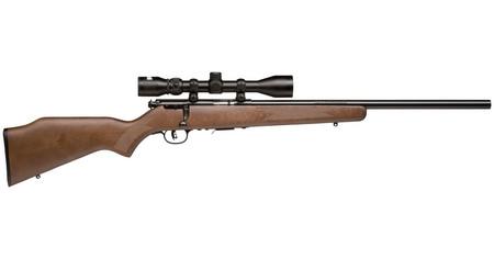 Savage 93R17 GVXP Bolt Action .17 HMR 21 inch Barrel 3-9x40 Scope 5+1 Rounds