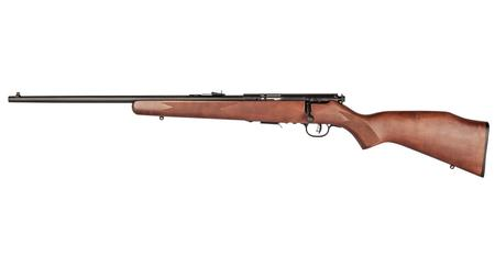 SAVAGE 93 GL MAGNUM RIMFIRE 22 WMR RIFLE (LEFT)