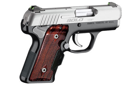 KIMBER SOLO CDP 9MM PISTOL W/ LASERGRIP