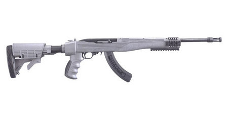 RUGER 10/22 I-TAC 22LR TACTICAL TALO GREY