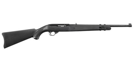 RUGER 10/22 22LR CARBINE WITH LASERMAX LASER