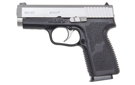 KAHR ARMS CW40 40SW STAINLESS 6+1