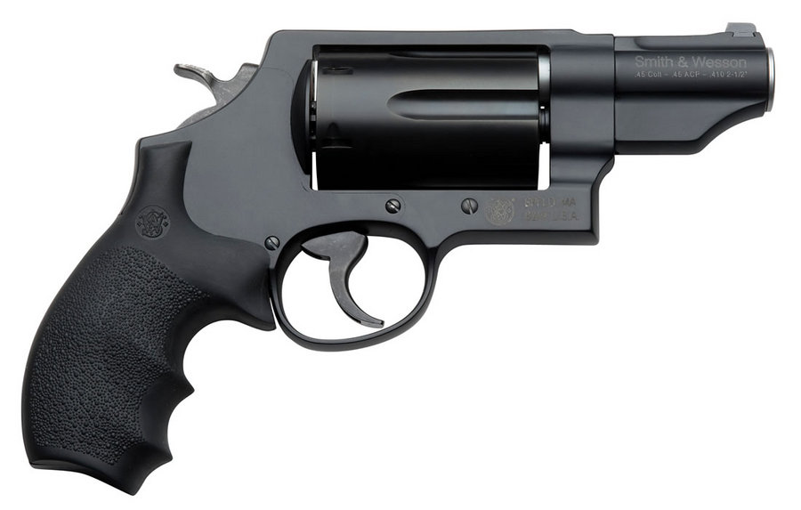 SMITH AND WESSON GOVERNOR 410/45 REVOLVER