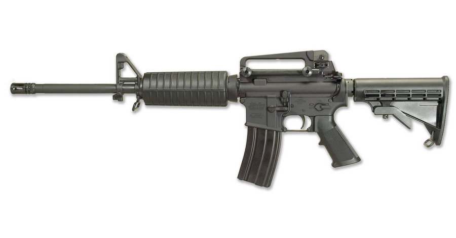 No. 16 Best Selling: WINDHAM WEAPONRY WW-15 HBC 5.56 M4 HEAVY BARREL RIFLE