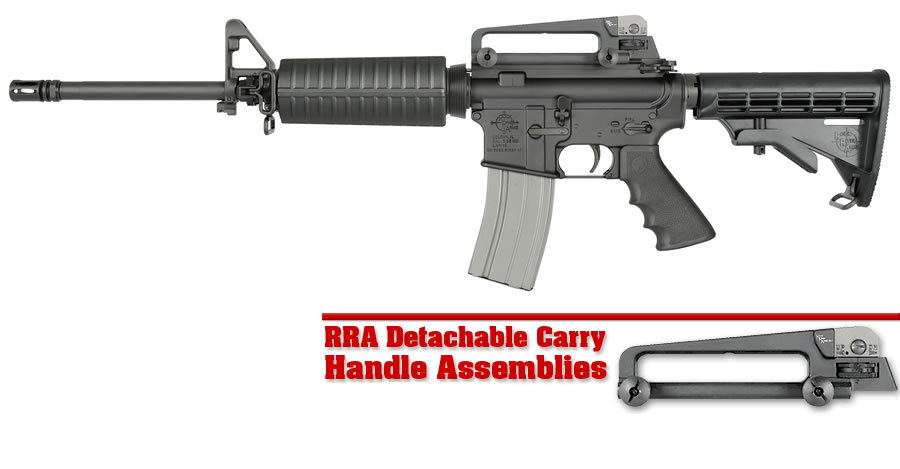 Ar15 Carry Handle Tactical Rock River Rra 140 For Sale At Gunauction Com 9091079