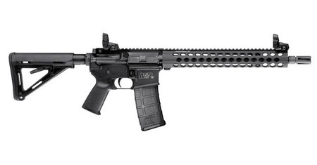 SMITH AND WESSON MP-15TS 5.56 RIFLE W/ TROY HANDGUARD