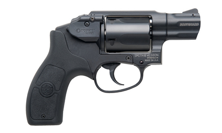 SMITH AND WESSON BG38 BODYGUARD 38 SPL WITH INSIGHT LASER