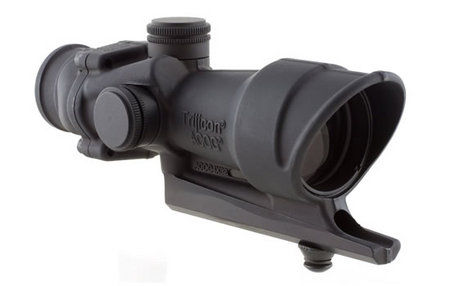 TRIJICON ACOG 4X32 FOR THE M16 WITH LAPD RETICLE