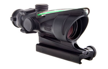 TRIJICON ACOG 4X32 SCOPE W/ DUAL ILLUMINATION