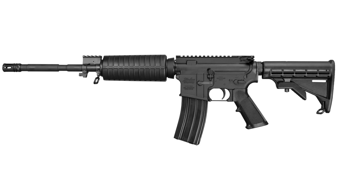 No. 6 Best Selling: WINDHAM WEAPONRY WW-15 SRC 5.56 M4A4 FLAT-TOP RIFLE