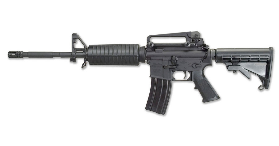 No. 12 Best Selling: WINDHAM WEAPONRY WW-15 MPC 5.56 M4A4 RIFLE