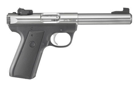 RUGER 22/45 MARK III KP512 22LR BULL BARREL