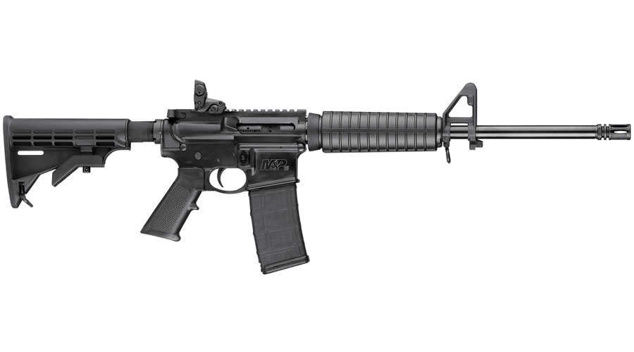 SMITH AND WESSON MP-15 SPORT 5.56 RIFLE