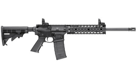 SMITH AND WESSON MP-15 TACTICAL 5.56 RIFLE