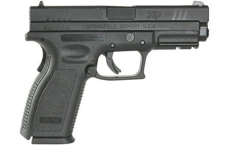 SPRINGFIELD XD 9MM SERVICE MODEL BLACK