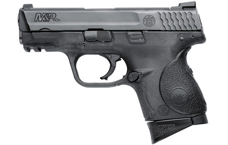 SMITH AND WESSON MP40C 40SW WITH CRIMSON TRACE LASERGRIP