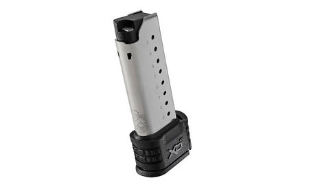 Springfield XDS 9mm 9-Round Extended Magazine with Two Sleeves