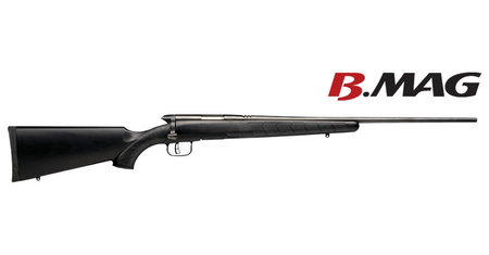 SAVAGE B.MAG 17 WSM W/ SPORTER BARREL