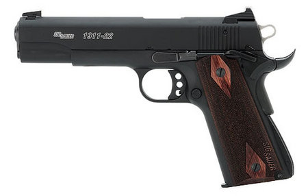 1911-22 BLUED 22LR RIMFIRE PISTOL