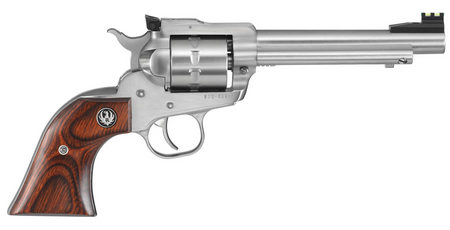 RUGER SINGLE-TEN 22LR W/ FIBER OPTIC SIGHT