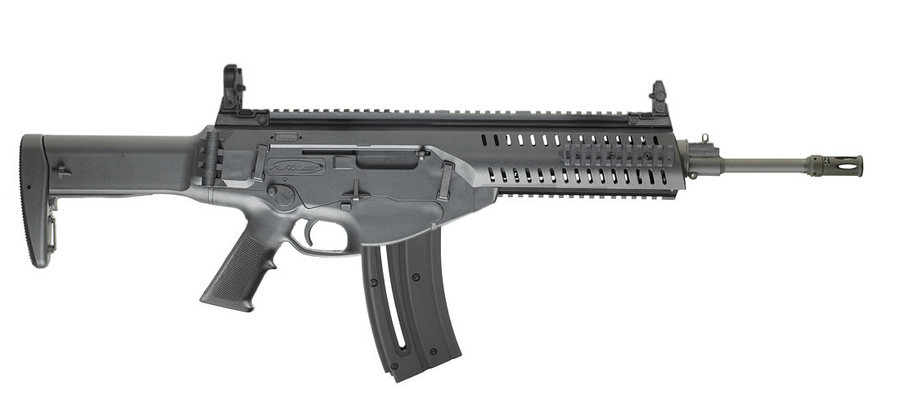 ARX160 .22LR RIFLE W/ RAILS AND 20RD MAG