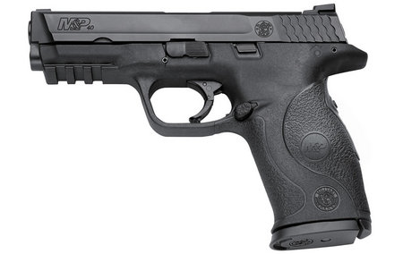 SMITH AND WESSON MP40 40SW WITH CRIMSON TRACE LASERGRIP