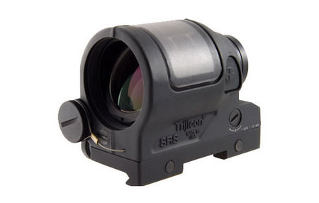 TRIJICON SRS 1X38 QR RED DOT W/ DUAL ILLUMINATION