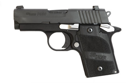 SIG SAUER P938 NIGHTMARE 9MM WITH NIGHT SIGHTS