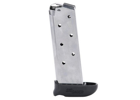 SIG SAUER P238 380 AUTO 7 RD MAG W/ EXTENSION
