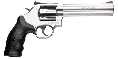 SMITH AND WESSON 686 PLUS 357MAG STAINLESS 7-SHOT/6-INCH