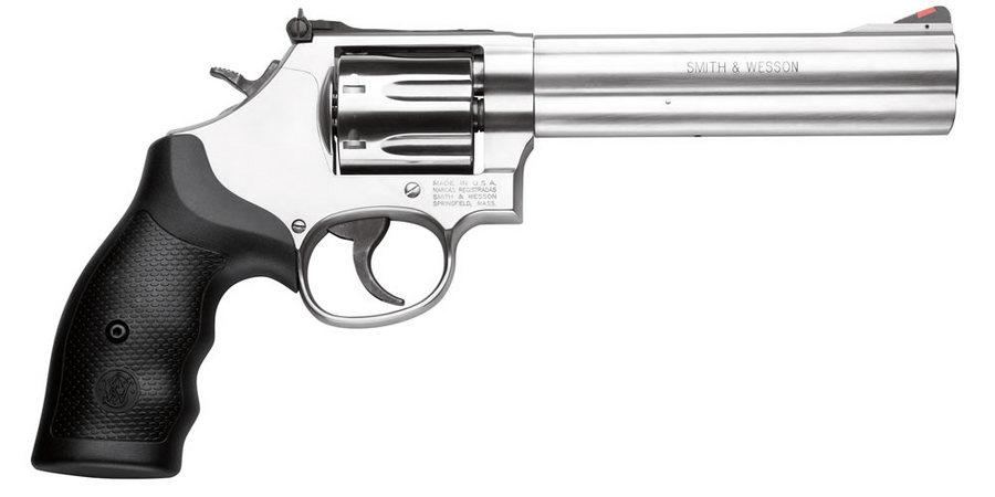 smith wesson model 686 plus 357 magnum 7 round 6 inch revolver