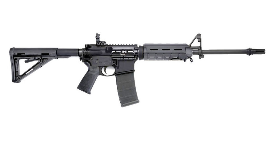 A-15 MOE WARRIOR .223/5.56 MAGPUL RIFLE