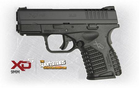 Springfield Armory XDS 45 ACP Pistol Black XDS93345B