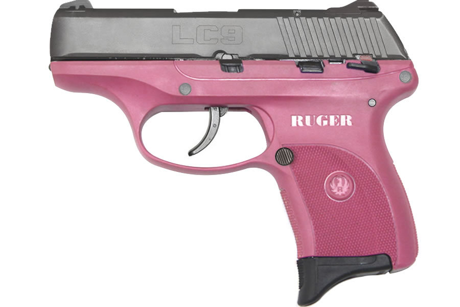 LC9 9MM RASPBERRY FRAME PISTOL