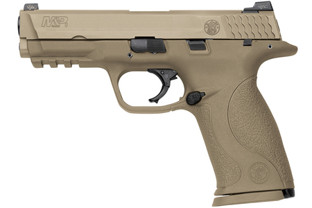 SMITH AND WESSON MP9 9MM VTAC VIKING TACTICS DARK EARTH